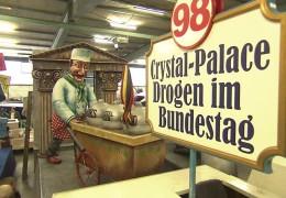 Mainzer Fastnachter lüften den Schleier ihrer Motivwagen