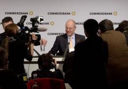 Commerzbank weiter entspannt