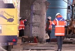 Schiersteiner Brücke bis Ende März gesperrt