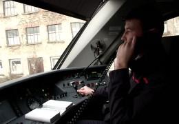 Lokfuehrermangel bei der Hessischen Landesbahn