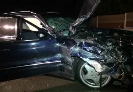 Weniger Verkehrsunfälle