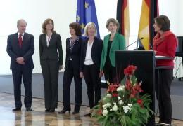 100 Tage im Amt: Finanzministerin Doris Ahnen