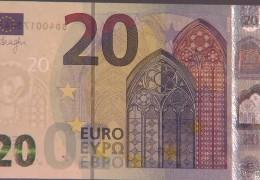 Neuer 20 Euro-Schein