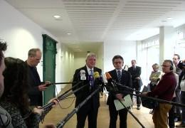 Ministerpräsident Bouffier weist Vorwürfe im Mordfall Yozgat zurück