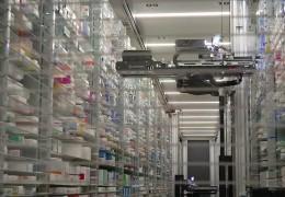 Größter Apotheken-Roboter Deutschlands