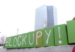 Polizei zu Blockupy-Demonstration