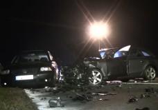Schwerer Unfall auf der A60