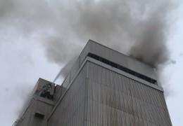 Brand auf dem Geländer der Bitburger Brauerei