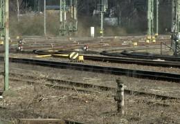 Die Deutsche Bahn investiert in hessisches Schienennetz