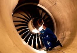 Das Herzstück des A350 kommt aus Oberursel