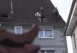 Sturm fegt durch Osthessen