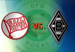 Pokalschreck Offenbach muss gegen  Borussia Mönchengladbach ran