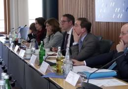 Mindestlohn-Dialog der rheinland-pfälzischen SPD