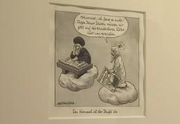 Karikatur-Ausstellung in Hanau wird doch gezeigt