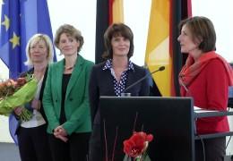 Bildungsministerin Vera Reiß zu Gast im Studio
