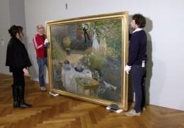 Städel feiert mit Monet