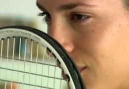 Unter den Top Ten im Tennis