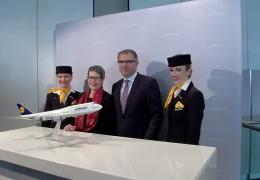 Lufthansa gibt Hoffnung auf mehr Gewinn nicht auf