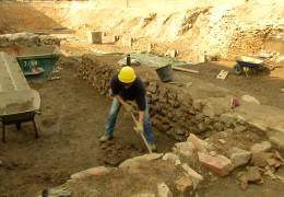 Historische Funde behindern Bauvorhaben