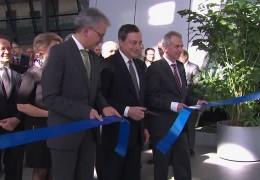 Eröffnungsfeier der Europäischen Zentralbank