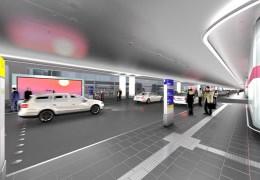 Neue Vorfahrt für Terminal 1
