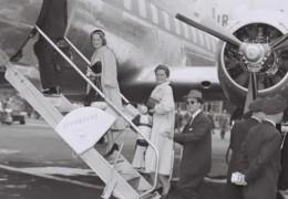 Lufthansa-Jubiläum in schweren Zeiten