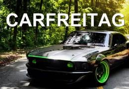 """Carfreitag"" statt ""Karfreitag"" – Tuningfans geben Gas"