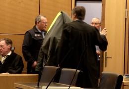 Tödliche Schüsse auf Polizisten – Prozessauftakt in Darmstadt