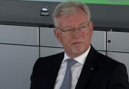 Im Interview: Der Chef der Deutschen Flugsicherung