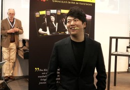 Star-Pianist Lang-Lang auf der Musikmesse