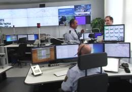High-Tech-Zentrale für die Polizei