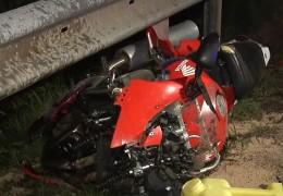 Schwerer Motorradunfall in der Eifel