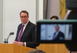 Im Interview: SPD-Fraktionschef Alexander Schweitzer