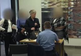 Sanel M.-Prozess: Richter befragen Zeugen