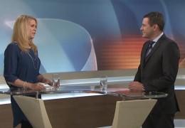 Im Interview: Wiesbadens OB Sven Gerich