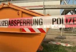 Brandanschlag auf Asylbewerberheim