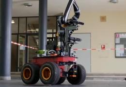Neuer Roboter an der Universität Kassel