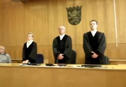 2 Tote in Justizgebäude – Urteil am Landgericht