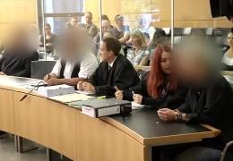 Polizistenmord: Urteil in Darmstadt