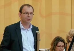 Im Interview: Hessens grüner Fraktionschef Mathias Wagner