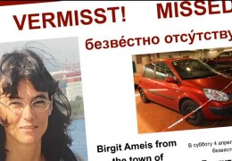 Wo ist Birgit Ameis?