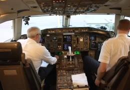 Scheinselbstständige Ryanair-Piloten?