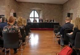 Länderfinanzminister treffen sich in Neustadt
