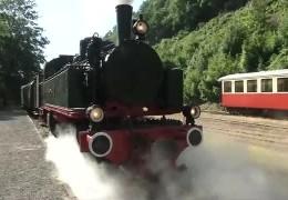 Unterwegs mit der Brohltalbahn
