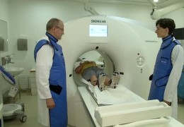 Der modernste CT-Gerät der Welt