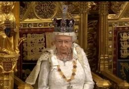Wenn die Queen zu Besuch kommt