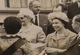 Vor 50 Jahren mit der Queen
