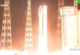 Erfolgreicher Satellitenstart