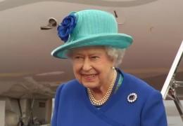 Zu Tisch mit der Queen!