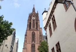 600 Jahre Frankfurter Dom-Turm